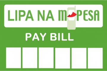 Paybill numbers for banks in Kenya, Kenyan banks lipa na Mpesa services