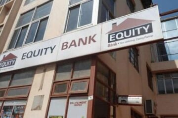 Equity bank branchesin Kenya and their contacts