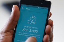 Mobile loan apps in Kenya